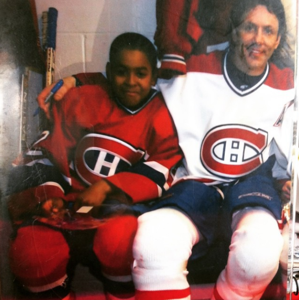 (Source: Devante Smith-Pelley's Instagram account)