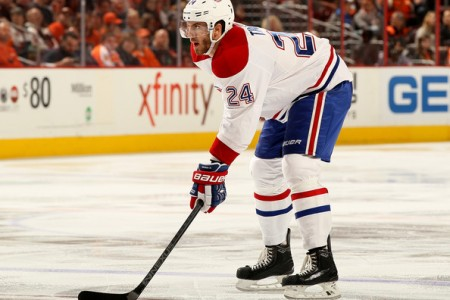 Canadiens Assign Defenceman Jarred Tinordi to Bulldogs
