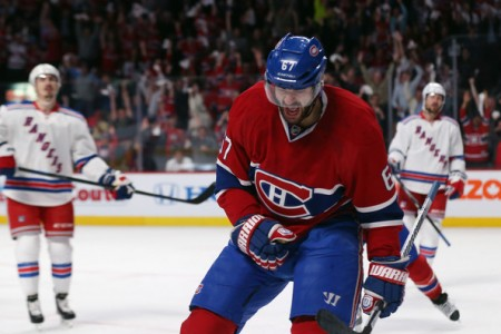 Canadiens Max Pacioretty Named NHL`s Third Star of the Week