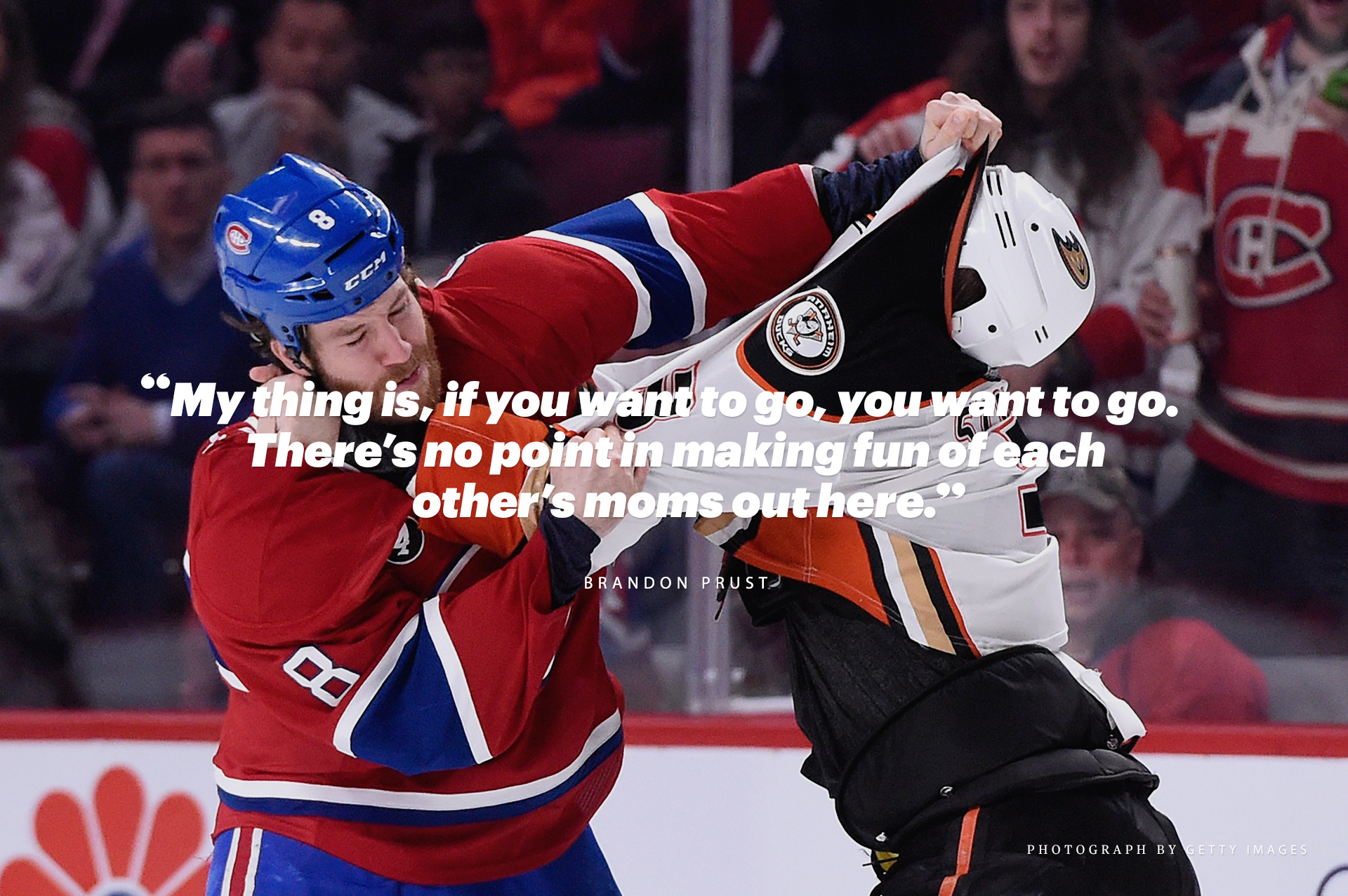 The Importance of Fighting in Hockey Essay Sample