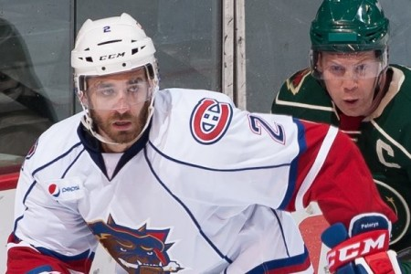 Canadiens Recall Defenceman Greg Pateryn from Bulldogs