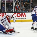 Recap – Canadiens vs Sharks: Price Can't Do It Alone