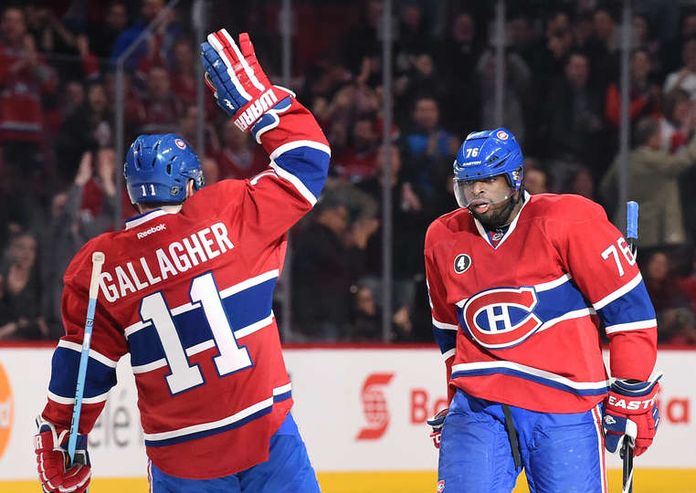 Key Players Lead Habs Back On Top