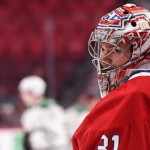 Canadiens Carey Price Named NHL`s Second Star of the Month