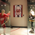 Dryden Mask Painting Nominated for IOC Trophy in Sport & Art