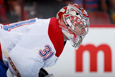 Carey Price Named a Finalist for Vezina Trophy