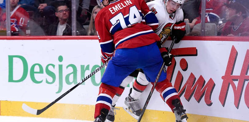 Who Should Be the Canadiens 7th Defenceman?