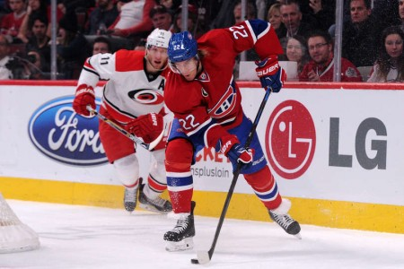 Dale Weise to Receive Jacques Beauchamp-Molson Trophy