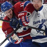 Game 1 Recap – Lightning vs Canadiens: Habs Come Up Short in Double Overtime