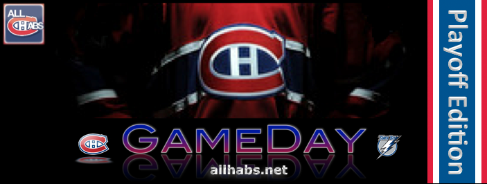 Game Day: Lightning vs Canadiens – Game 4 Preview, Lines, Goalies, TV