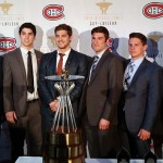 Canadiens Announce Guy Lafleur Awards of Excellence and Merit for 2014-15