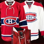 New Jersey Design for the Montreal Canadiens