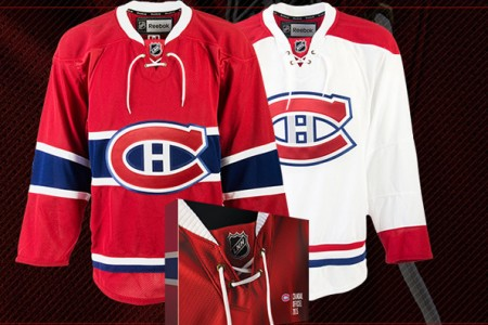 Adidas Alarms this Habs Fan