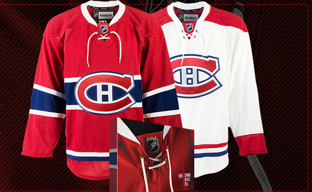 cheap for discount 6967f 380f5 New Jersey Design for the Montreal Canadiens | All Habs ...