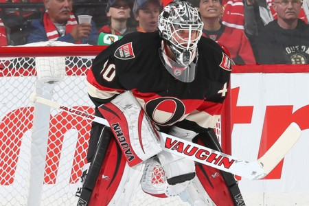 Senators Trade Lehner, Legwand to Sabres