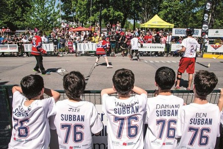 Habs, Raising the Standards of Fundraising