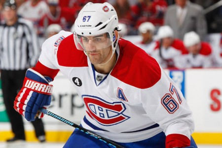 Habs Max Pacioretty Out 12 Weeks With Knee Injury