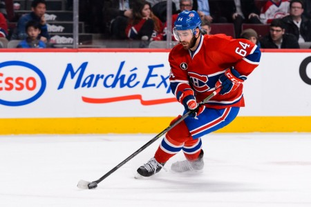 Canadiens Sign Defenceman Greg Pateryn to Two-year Contract