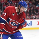 Canadiens Sign Forward Alex Galchenyuk to Two-Year Contract