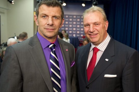 Transformation of the Canadiens: Are Bergevin and Therrien on the Same Page?