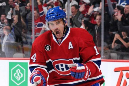 Habs' Tomas Plekanec, Mr. Reliable
