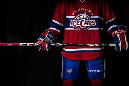 All Habs Introduces the IceCaps Hockey Report Team