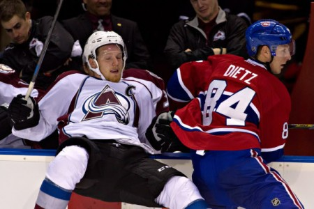 Look For Habs' Darren Dietz to Impress In Camp