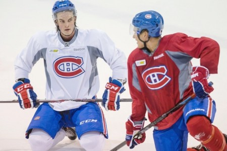 Player Report: Encouraging Signs At Habs Camp