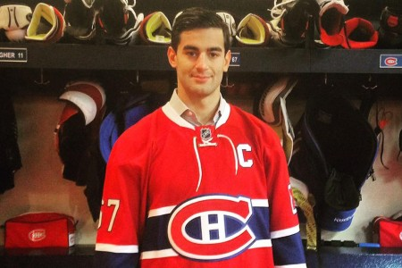 Official Release: Max Pacioretty Named 29th Captain of the Montreal Canadiens
