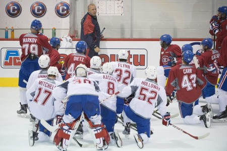 First Cuts: Canadiens Assign 17 Players to St. John's IceCaps