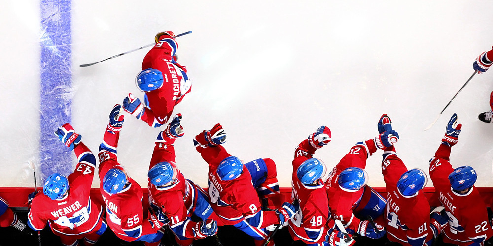 Amazing Wallpaper Logo Montreal Canadiens - Pacioretty_Celebration  Pic_526039.jpg