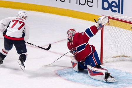Recap – Capitals vs Canadiens: Fleischmann Shines in Habs Shootout Loss