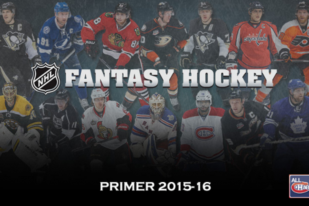 Fantasy Hockey Primer Part 2: Breakouts