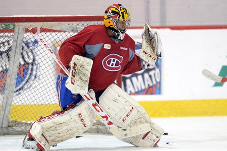 Canadiens Sign Goaltender Michael McNiven to Three-Year Contract