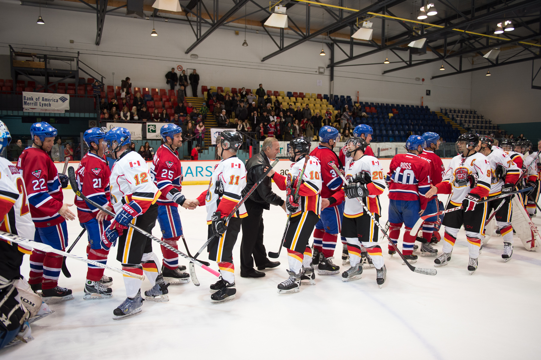 CN - Canadiens Alumni (Photo by CN)
