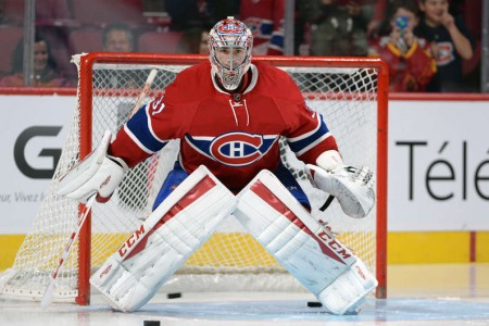NHL Names Carey Price First Star of the Week
