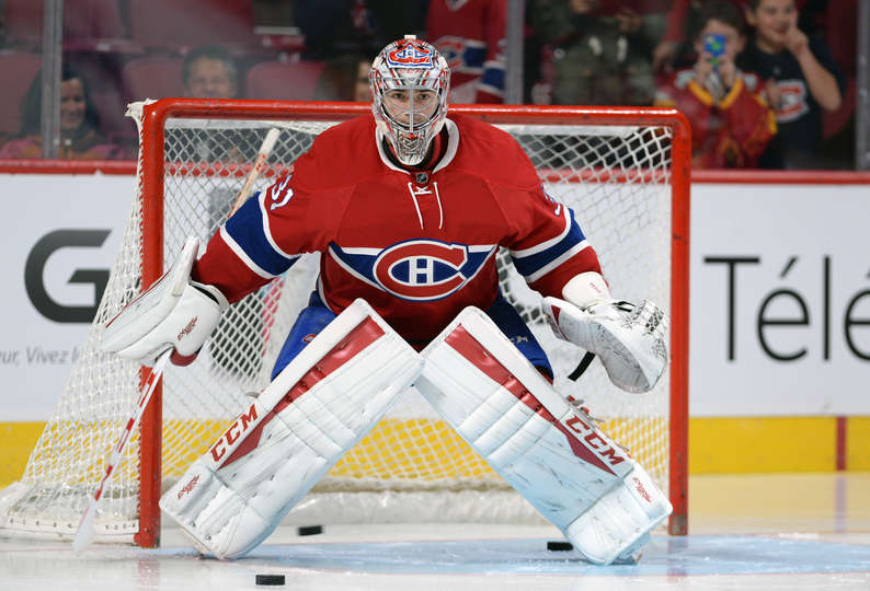 Carey Price (Photo by Francois Lacasse/NHLI via Getty Images)