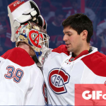 Game GIFcap: Habs Condon Gets First NHL Start, Win vs Senators