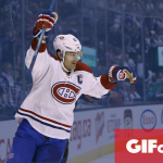 Game GIFcap: Montreal Canadiens Take Season Opener vs Toronto Maple Leafs