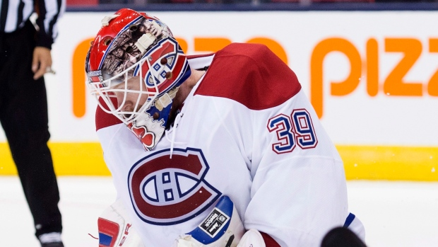 Mike Condon (photo by TSN)