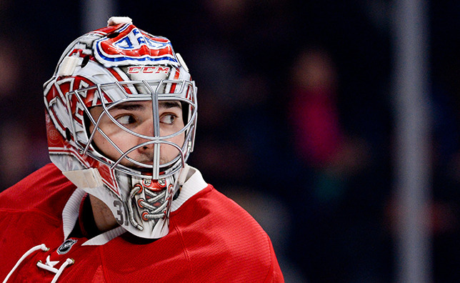 Carey Price (Photo by Getty Images)