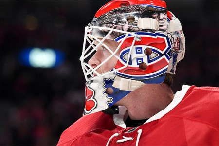 Canadiens' Mike Condon Named NHL's Third Star of the Week