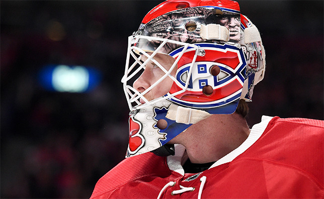Mike Condon (Photo by Francois Lacasse/NHLI via Getty Images)