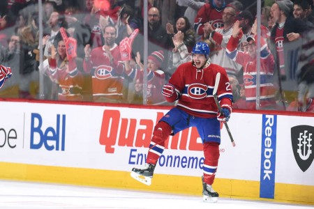 REWIND | Hot Plays of Week 8: Galchenyuk Emerges as a Star