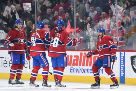 Canadiens' Alex Galchenyuk Named NHL's Third Star of the Week