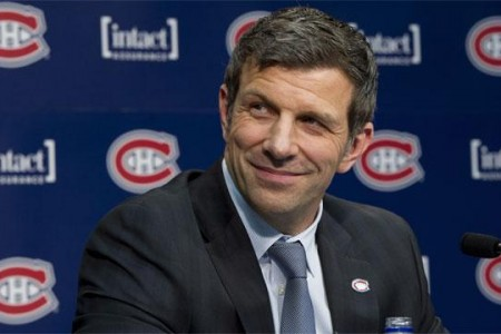 Canadiens' Marc Bergevin: Building a Contender
