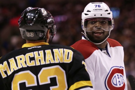 Top 5: Habs Current Rivals