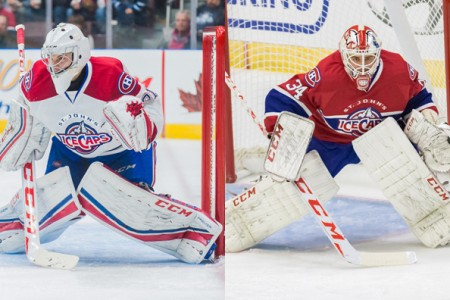 ROSTER MOVE | Canadiens Recall Goaltender Zachary Fucale From IceCaps