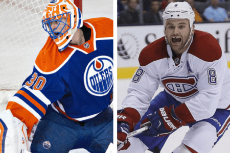 TRADE | Canadiens Acquire Ben Scrivens from Oilers for Zach Kassian