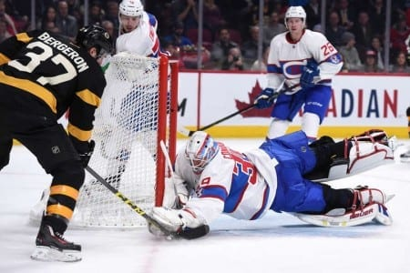 RECAP | Bruins – Canadiens: Falling Out of a Playoff Spot